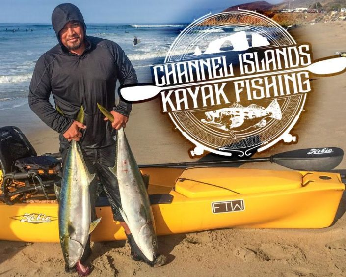 Channel Islands Kayak Fishing