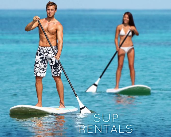 Stand up paddle board Rentals are awesome